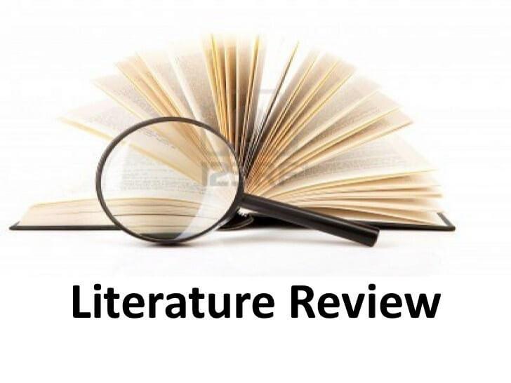 Literature review là gì? Công dụng và ý nghĩa của Literature Review