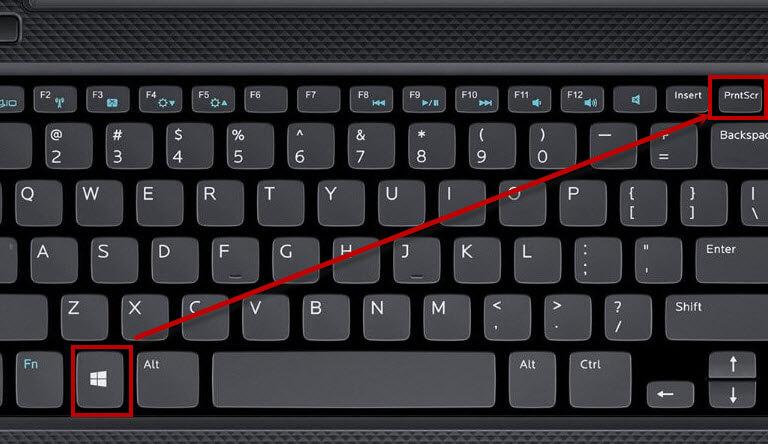 Cách chụp màn hình máy tính đơn giản nhất trên các dòng máy