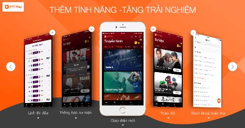 Tải FPT Play cho điện thoại Android, iOS và Smart TV