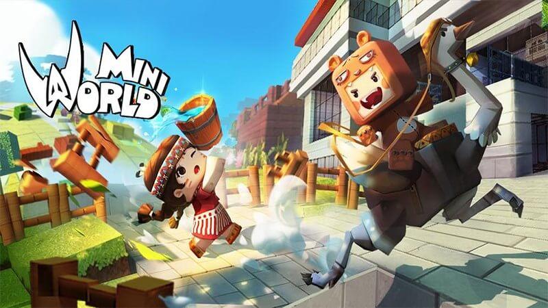 Tải game Mini World Block Art kèm hướng dẫn cách chơi đơn giản