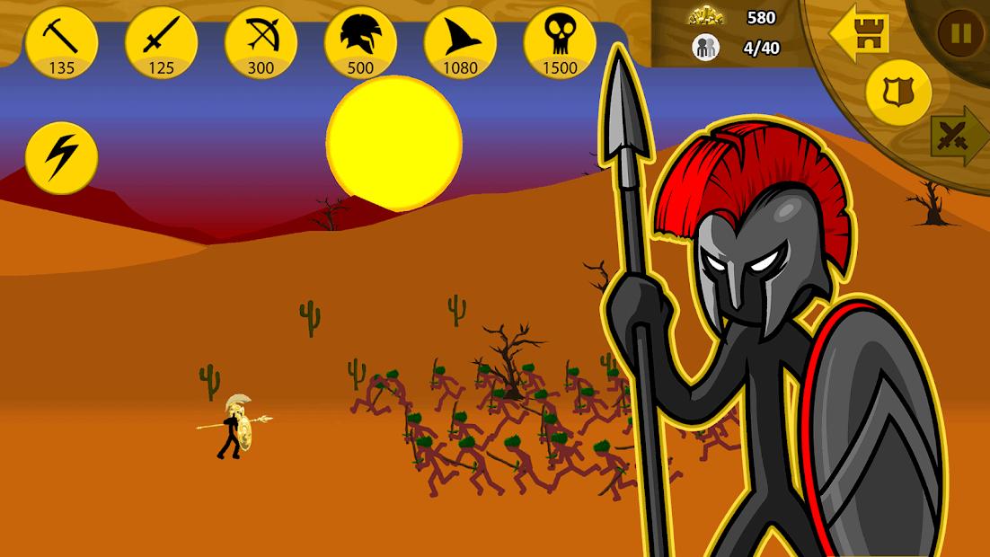 Tải Stick War Legacy – Cuộc chiến người que cho Android và iOS