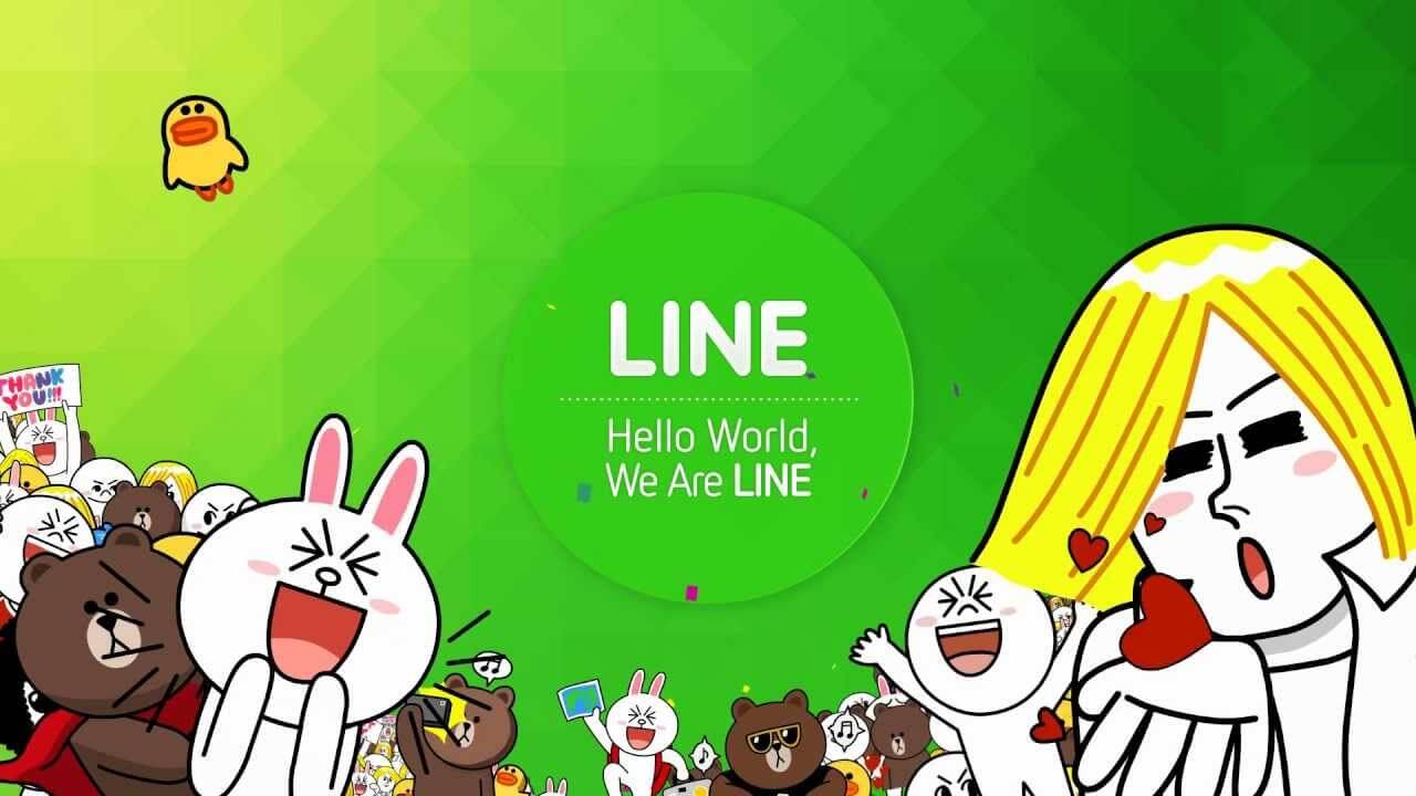 Tải ngay Line – Ứng dụng nhắn tin gọi điện miễn phí trên điện thoại