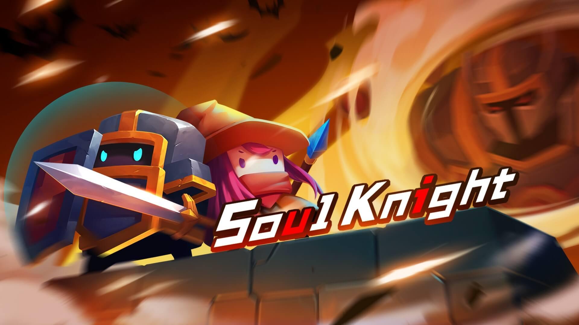 Tải Soul Knight – Game bắng súng khám phá ngục tối trên Mobile
