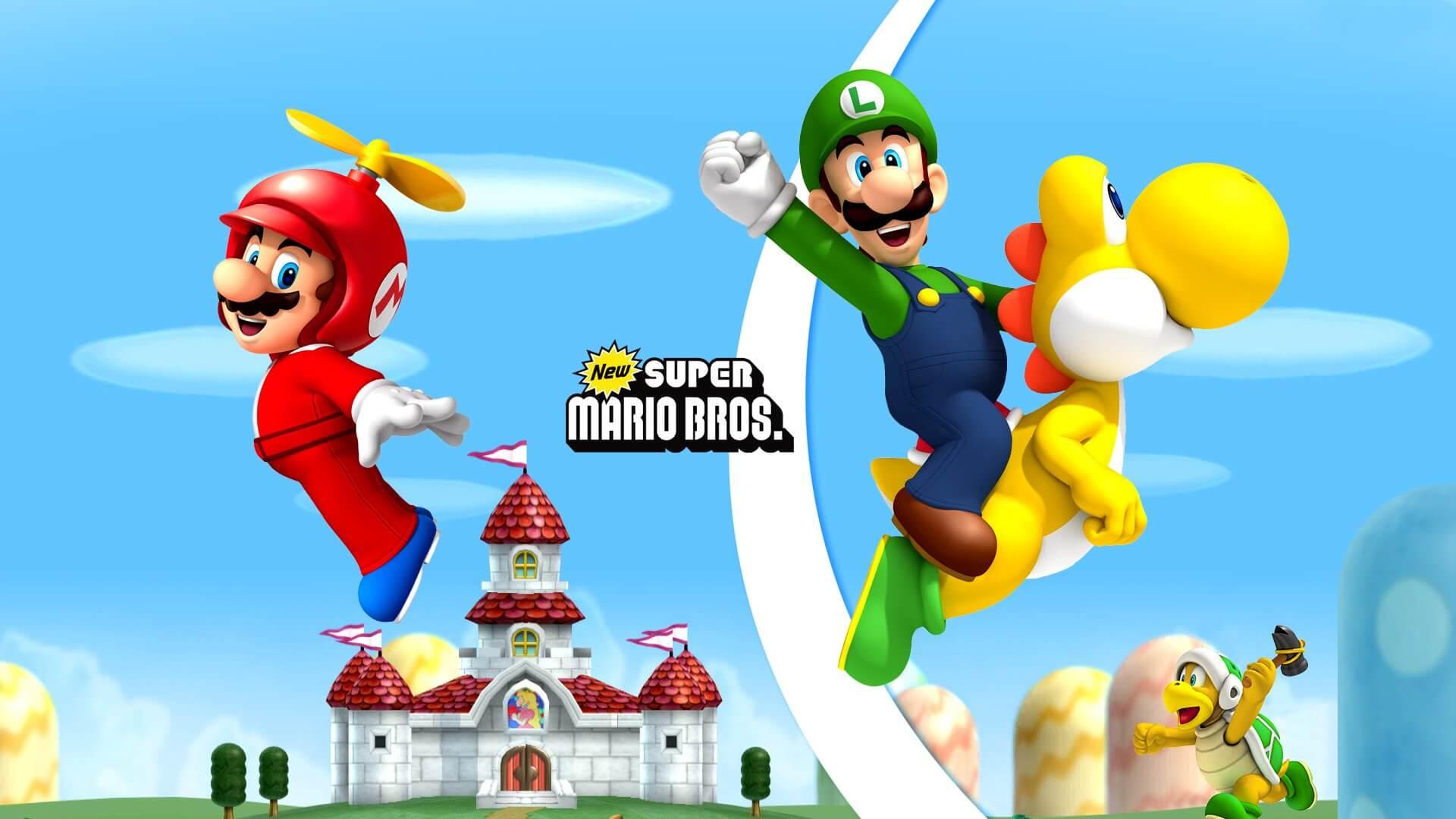 Tải Super Mario – Chơi game nấm lùn Mario trên điện thoại và PC