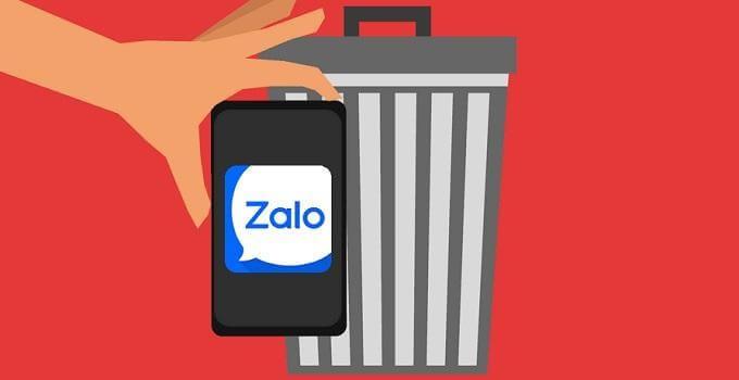 Cách fix lỗi Zalo bị mất tin nhắn và khôi phục lại tin nhắn bị mất